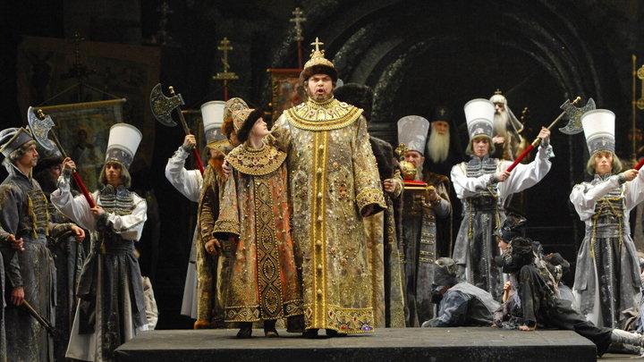 Царь Федор, сын царя Бориса