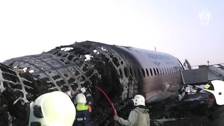 Что-то вроде частичных радиопомех - канадский эксперт высказался о причинах трагедии в Шереметьево