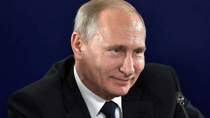Путин высмеял версию о вмешательстве Пригожина в выборы президента США