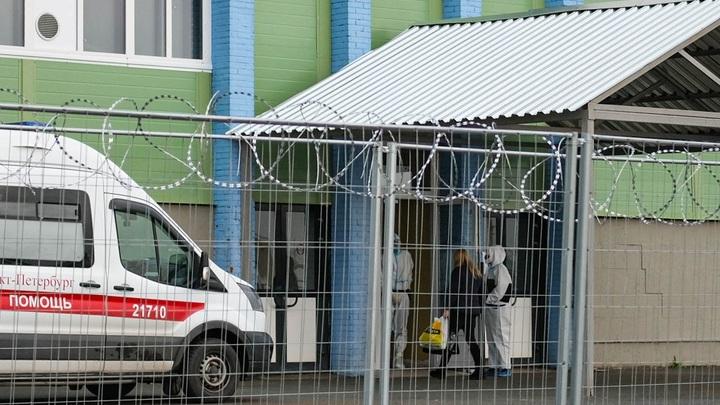 Некуда класть взрослых: в Санкт-Петербурге осталось только 750 коронавирусных коек