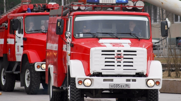 Нахимичили: СК опубликовал видео из ТРЦ в Иркутске