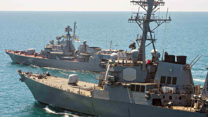 Рождественский подарок: Вашингтон выделит $10 млн военному флоту Украины