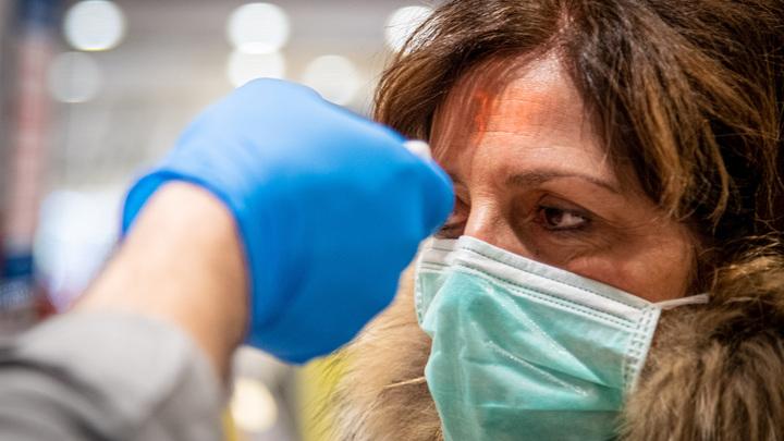 По лбу себе щёлкните!: Жительница Башкирии грязно выругалась на врачей за измерение температуры
