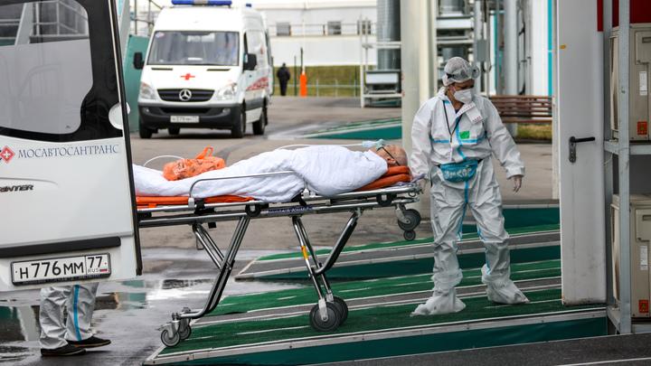 За сутки коронавирусом в Подмосковье заболело 1453 человека