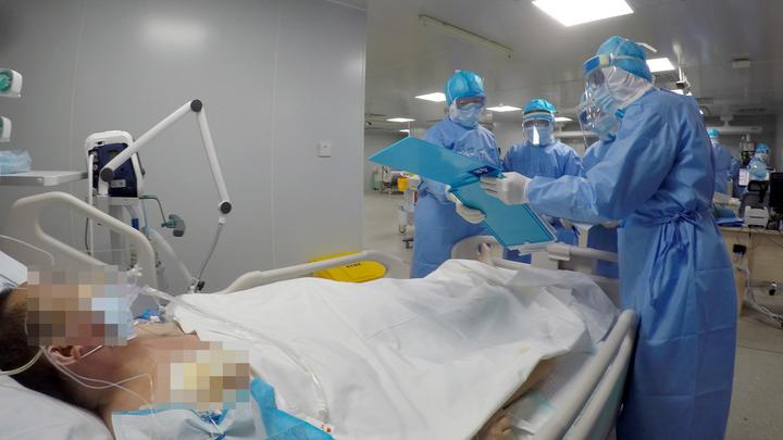 Ускорить лечение COVID-19 получилось, но... В Китае провели эксперимент неконтролируемого характера