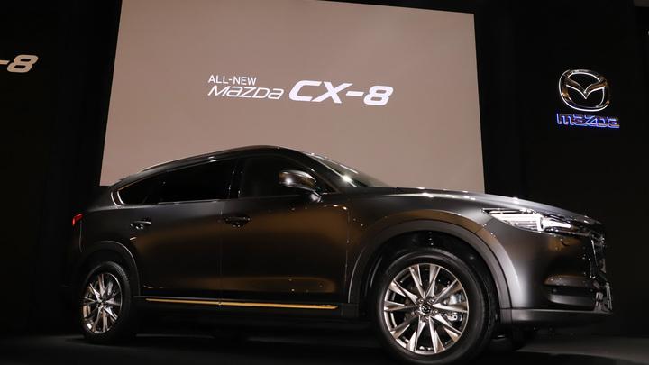 Mazda представит новый электрокар на базе версии RX Vision
