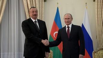 Путин рассказал о значении победы Алиева на выборах в Азербайджане