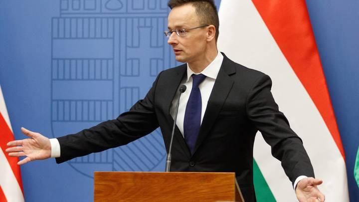 Товарооборот страдает от санкций: Глава МИД Венгрии пожаловался на антироссийские действия Евросоюза