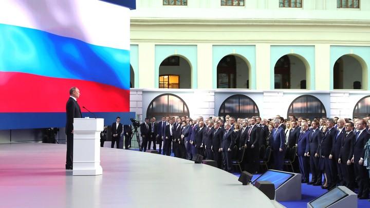 А кого еще им слушать, кроме России?: В Чечне оценили лейтмотив послания Путина