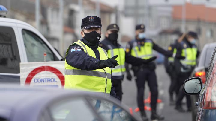 Мощный взрыв в центре Мадрида снёс многоэтажное здание. Очевидцы теряются в догадках