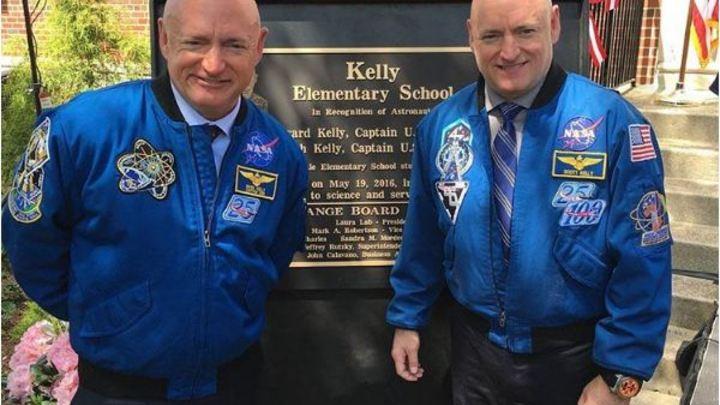 Космос омолодил астронавта - ученые