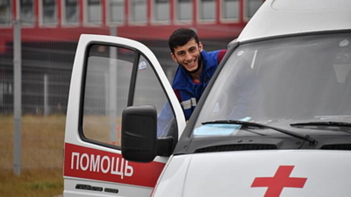 Врач с доставкой к больному COVID: Дегтярёв нашёл альтернативу скорой