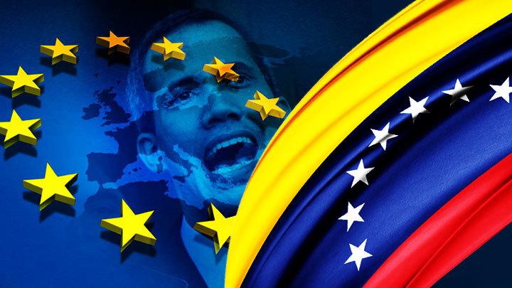 Евросоюз не признал самозванца Хуана Гуайдо президентом Венесуэлы