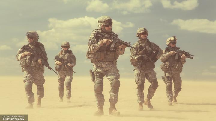Пьяные бойцы НАТО устроили драку в Литве
