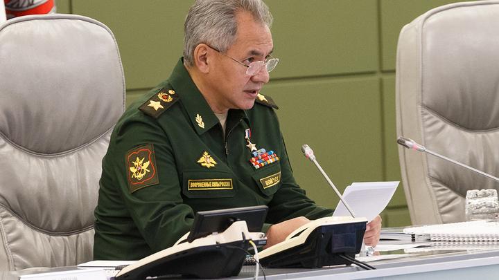 Шойгу подсказали, кого ещё пора остудить за разговоры с Россией с позиции силы