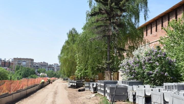 Новые контрольно-пропускные пункты установят в Нижегородском кремле