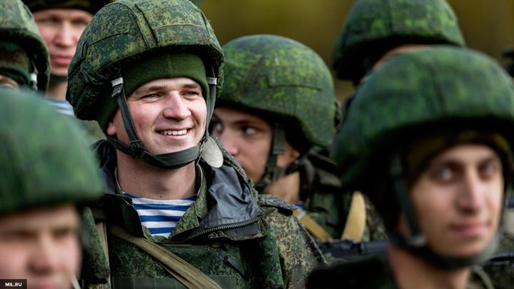 Владимир Путин подписал указ с меньшим числом призывников в армию России
