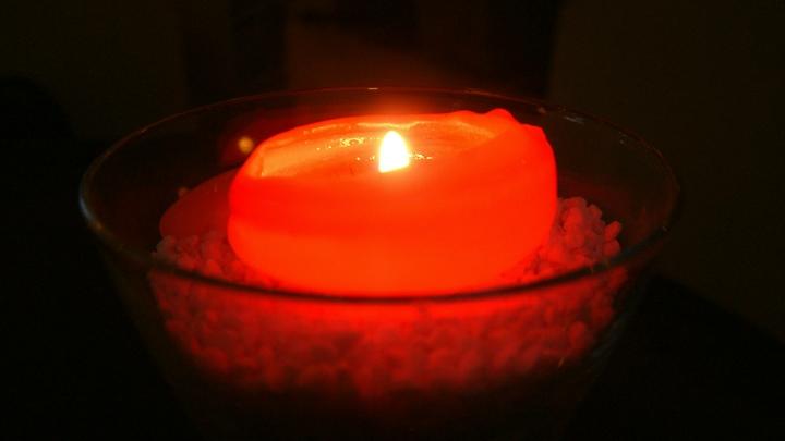 В Екатеринбурге на Ельцин-центре зажгли свечу в память о погибших в Перми