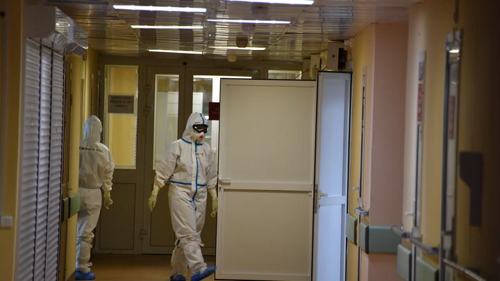 44-летний мужчина и ещё восемь человек умерли от коронавируса в Новосибирской области