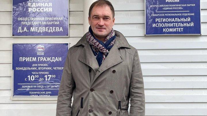 Самарский депутат Милеев пойдет на выборы в Госдуму РФ: первый стартовал