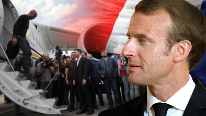 Освобождение пленных: Макрон смещает Меркель с поста лидера Европы