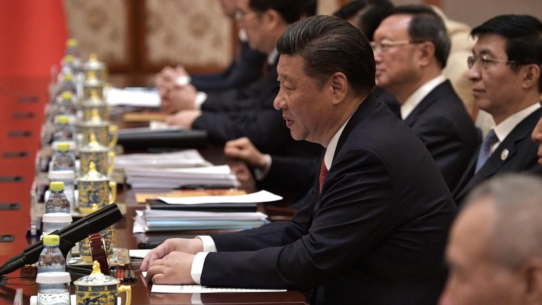 Китай назвал единственное условие для США