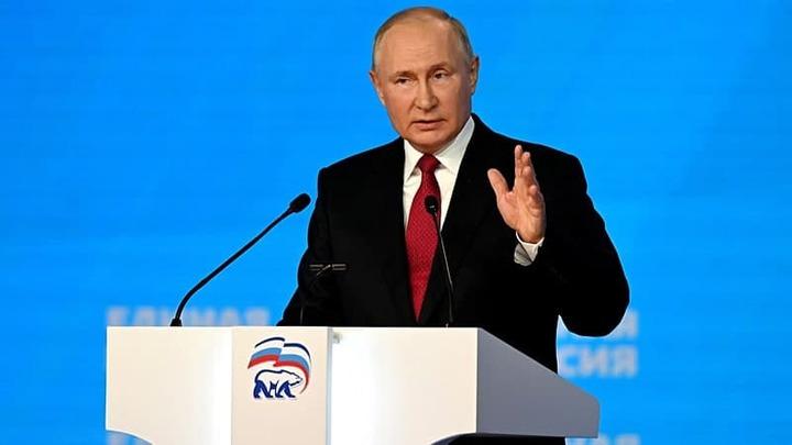 Партия Путина, сила народная. Президент продиктовал Единой России поствыборную программу