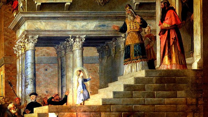 Православный календарь на 4 декабря