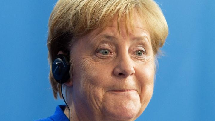 Правительство Меркель потребовало удалить Миротворец