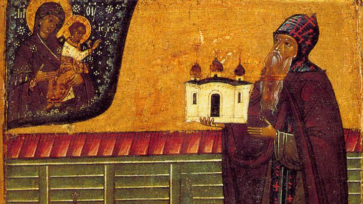Преподобный Антоний Римлянин. Православный календарь на 16 августа