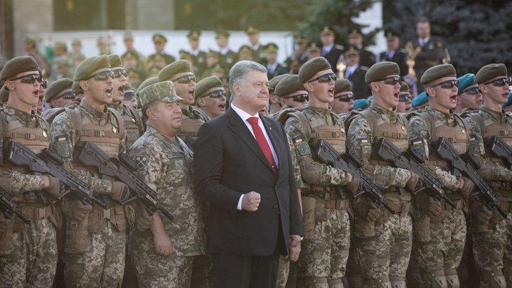 Порошенко отказался говорить, когда на Украине будет мир
