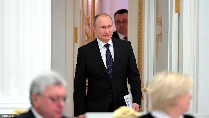 Путин вместе с Макроном откроет в Париже выставку Эрмитажа
