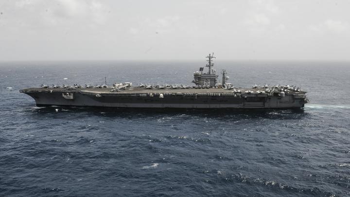 Конкурент американскому ВМФ: В России построят чудо-авианосец ошеломительных размеров - Handelsblatt