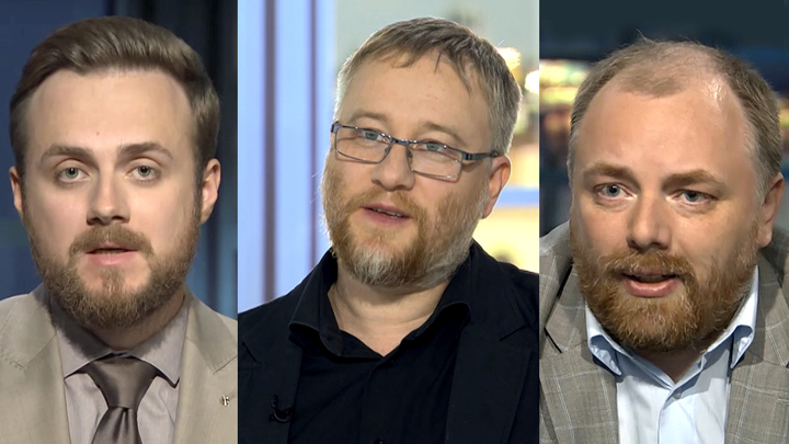 Егор Холмогоров и Валерий Коровин: Украина или Микророссия?