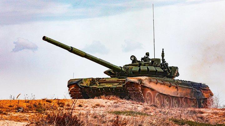 Туристы в Подмосковье смогут прокатиться на мини-танке