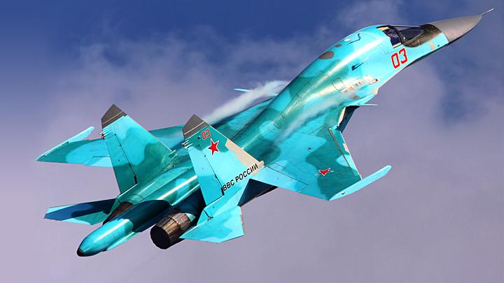 Утёнок на уровне орла: Американцы пришли в восторг от Су-34