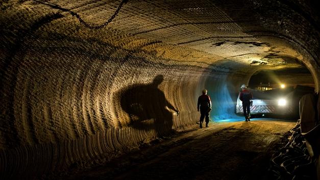 На аварийном руднике под Пермью разверзлась земля