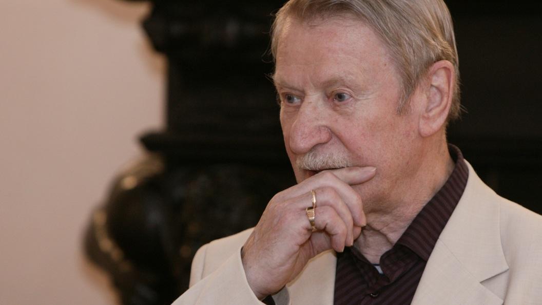 87-летний артист Иван Краско поведал опланах стать отцом