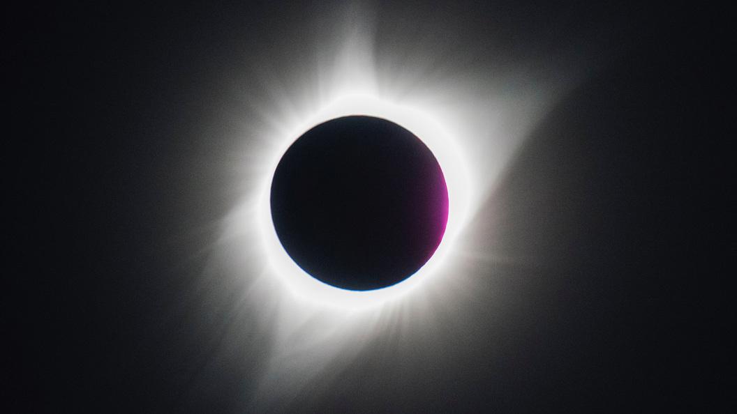 NASA вынужденно прервало трансляцию солнечного затмения