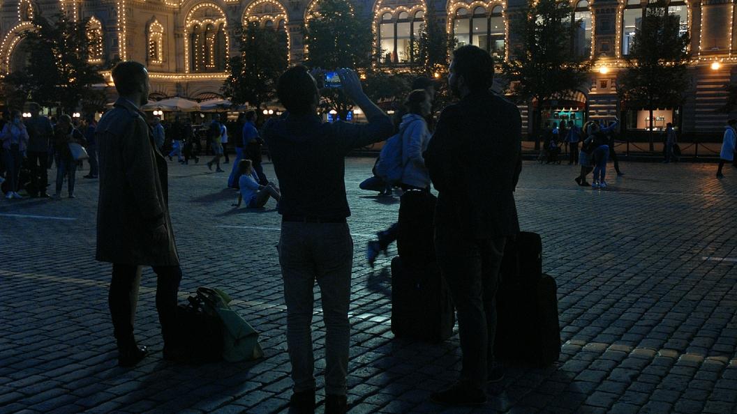 Число туристов из других государств в Российской Федерации побило рекорд предыдущего года