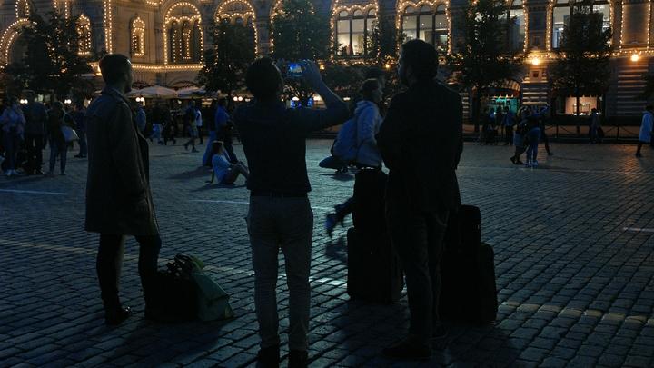 Изолированная Россия побила рекорд по числу иностранных туристов