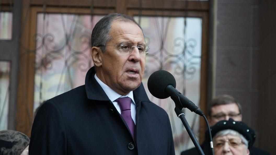 Лавров открыл в столице России мемориальную доску впамять обубитом после Карлове