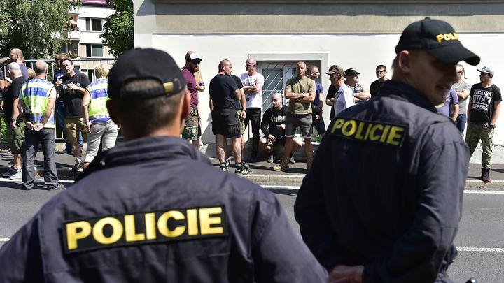 В Чехии арестованы граждане РФ, «посягнувшие» на систему МИД