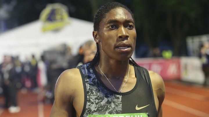 Подтасовка, каких не было: Афроамериканская бегунья стала отцом, а медали отбирают у русских