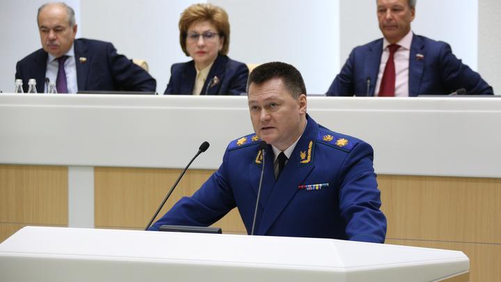 Генеральный прокурор России Игорь Краснов прилетит в Новосибирск