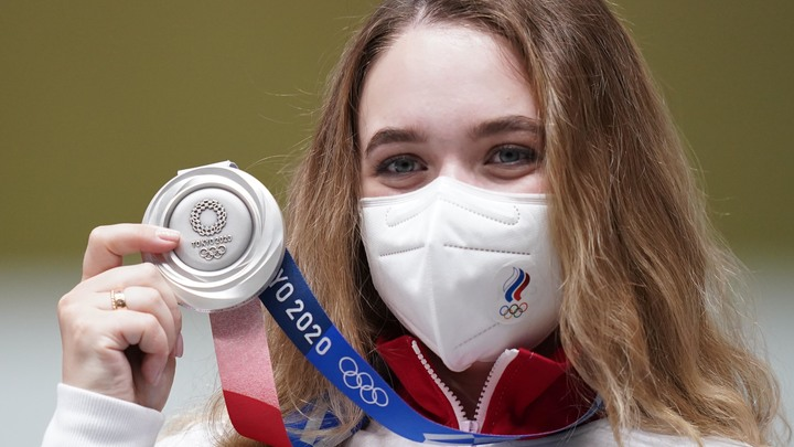 Русская спортсменка раскрыла секрет серебряной победы на Олимпиаде