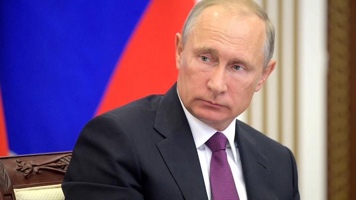 Это же не боевые действия: Путин озвучил причины пожара в Кемерове