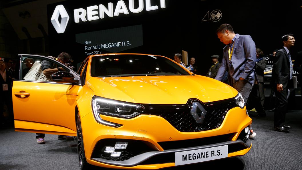 Bloomberg Nissan и Renault ведут переговоры о слиянии