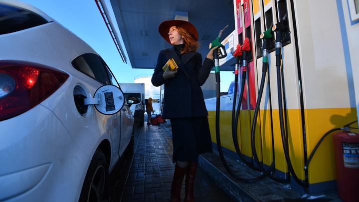 Правительство России временно запретило ввоз топлива