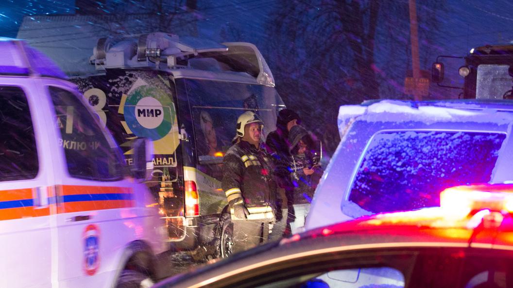 7 человек погибли вДТП наКерченской трассе